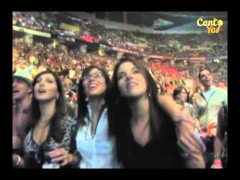 Maná - El rey [En Vivo] (Official CantoYo Video)