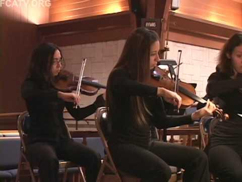 Holberg Suite, Op. 40 - V. Rigaudon (Allegro con brio)