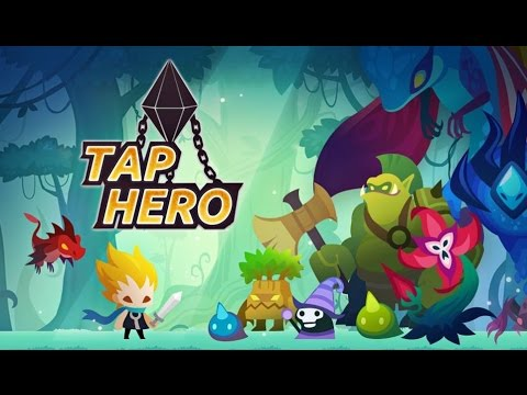Tap Hero: War of Clicker - Android Gameplay HD