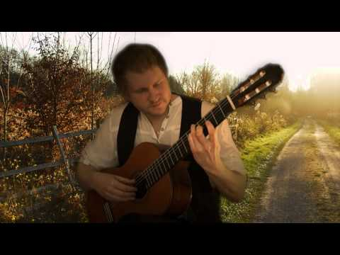 The Lord of the Rings  Concerning Hobbits Acoustic Classical Guitar   Jonas Lefvert