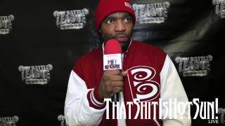 UW battle league High Stakes - Loaded Lux Talks about his up coming battle with Hollow Da Don
