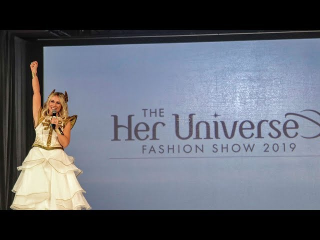 The 2019 Her Universe Fashion Show at San Diego Comic Con