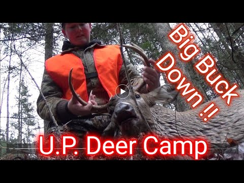 Upper Peninsula Deer Hunting 2015