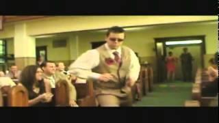 Самое необычное начало свадьбы