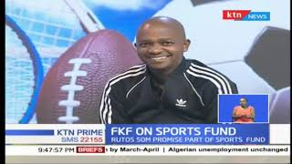 FKF Chairman: Harambee Stars Head Coach is yet to be paid in three month