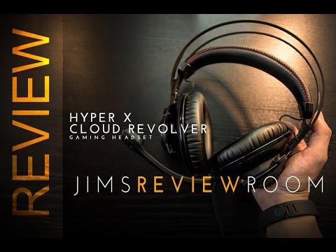 Unboxing Hyperx Cloud Revolver Especiales Para Juegos