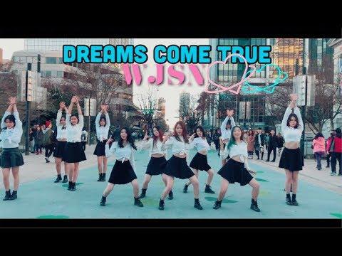 [KPOP IN PUBLIC CHALLENGE] 우주소녀(WJSN) - 꿈꾸는 마음으로 (Dreams Come True) dance cover by FDS