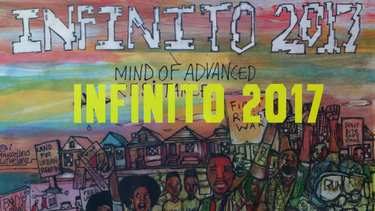 Infinito 2017 Mind Of Advanced Resistance Lp Sampler Youtube