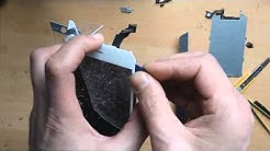 Como cambiar cristal iphone 6 plus