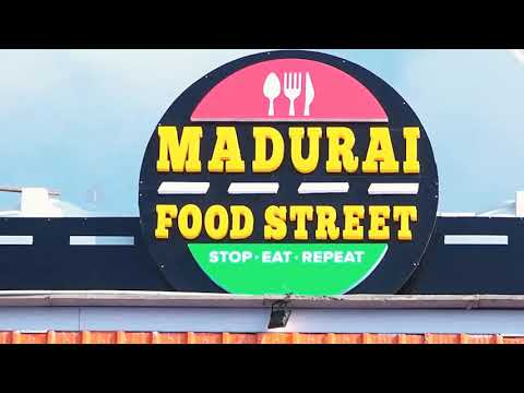 மதுரைக்கு புதுசு | Madurai food street | SUCHI'S REVIEW