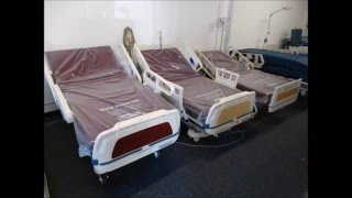 Refurbished Hospital Bed Models and Choices