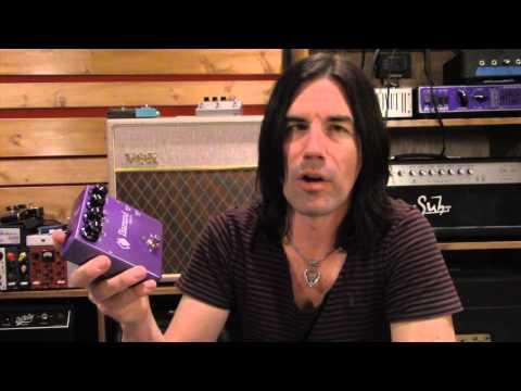 Diamond Vibrato, demo by Pete Thorn