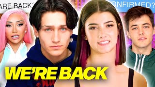 Charli & Chase Are BACK DATING?!, Griffin EXPOSED For THIS TikTok?!, Nikita RESPONDS TO Backlash