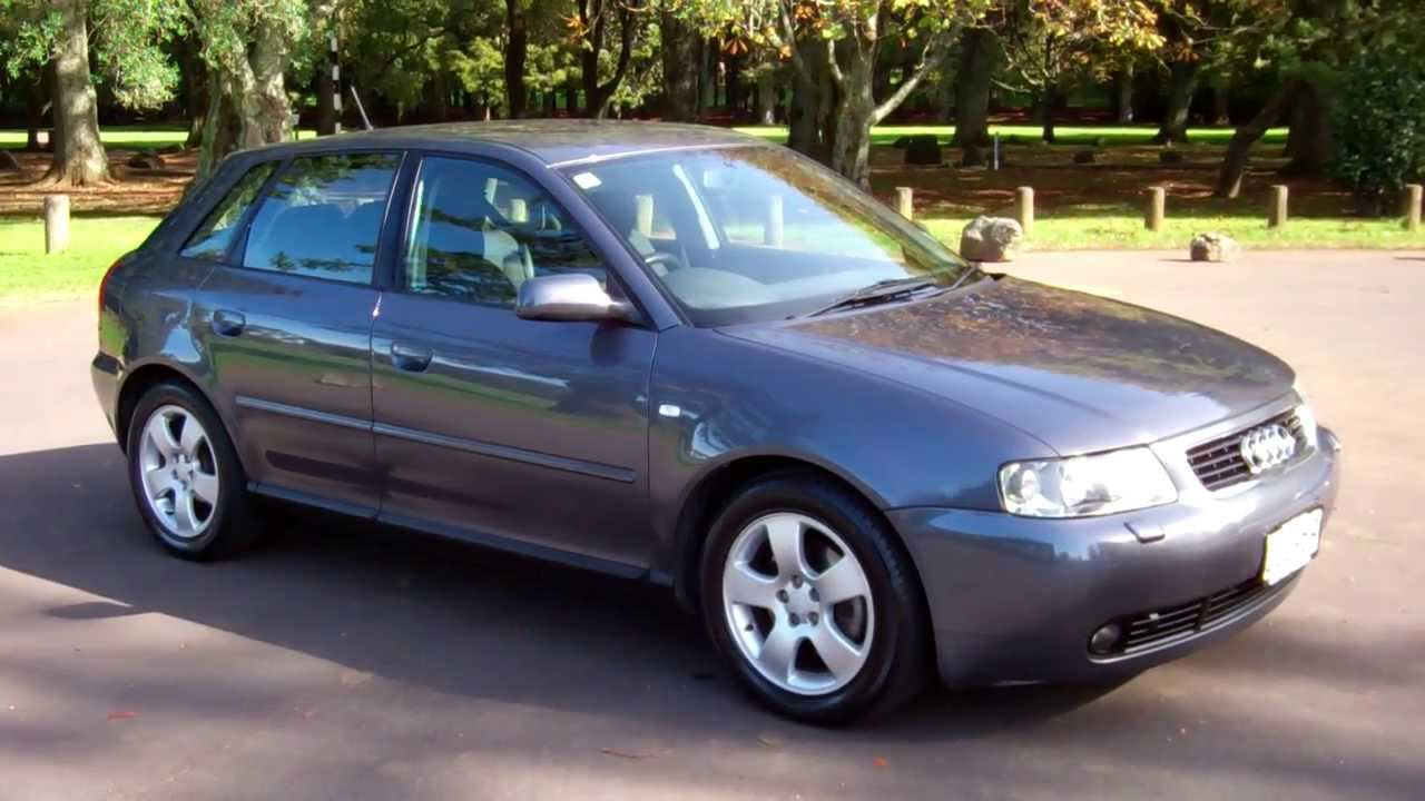 2001 audi a3 1 8t 5 door hatch cash4cars cash4cars. Black Bedroom Furniture Sets. Home Design Ideas