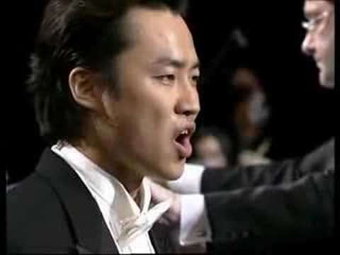 "Tae-Joong Yang ( 양태중 )""LARGO AL FACTOTUM"" Neue Stimmen 2003"