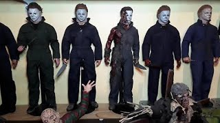 Halloween Michael Myers 12 inch 1:6 full collection