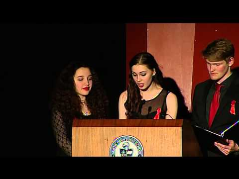 2015 BC/EFA Night of the Arts