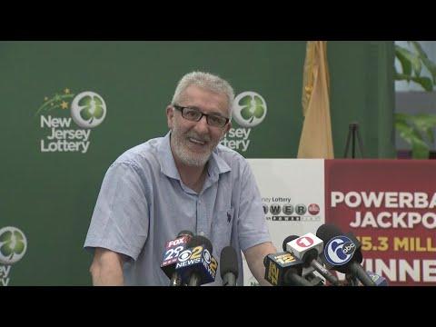 $315 Million Powerball Lottery Winner Revealed
