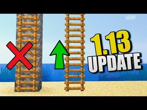 ? YA HA SALIDO MINECRAFT 1.13 PRE RELEASE 6 ? REVIEW EN ESPAÑOL ? thumbnail