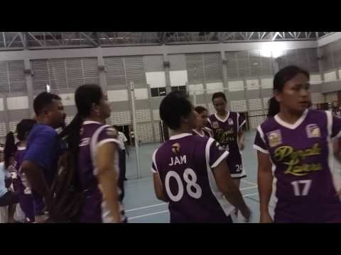 Filipino Association Negara Brunei Darussalam Volleyball Tournament 2017 First Set (30-07-17)