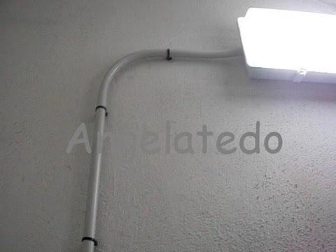 Instalaci n de tubo h 1 5 algunos materiales youtube - Instalacion electrica superficie ...