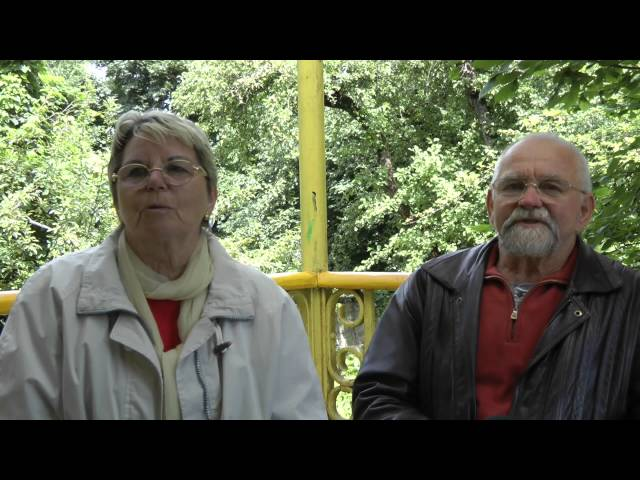 Stille Straße Teil 2b: Gespräch mit Brigitte und Peter Klotsche