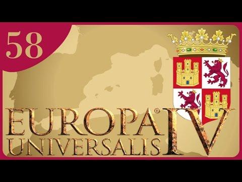 Europa Universalis IV, The Cossacks: Castillian Colonies #58 |