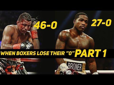 When Boxers Lose