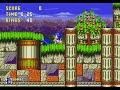 Sonic the Hedgehog 3 & Knuckles intro + demo gameplay Sega Genesis / Mega Drive