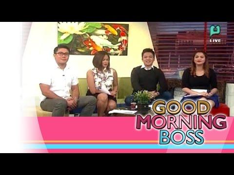 [Good Morning Boss] #TekaMoment [02|17|16]