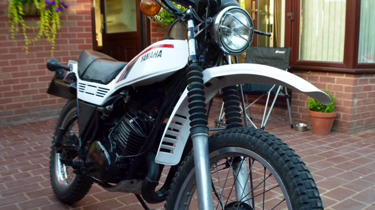Vintage Yamaha Enduros For Sale