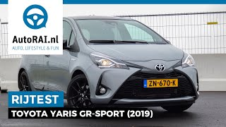 Toyota Yaris GR-Sport (2019) - AutoRAI TV