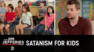 Recruiting Tomorrow's Satanists - The Jim Jefferies Show