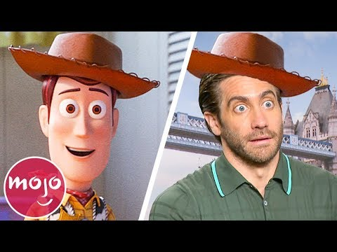 Top 10 Stars Who Look EXACTLY Like Cartoon Characters