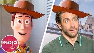 Top 10 Stars Who Look EXACTLY Like Cartoon Characters