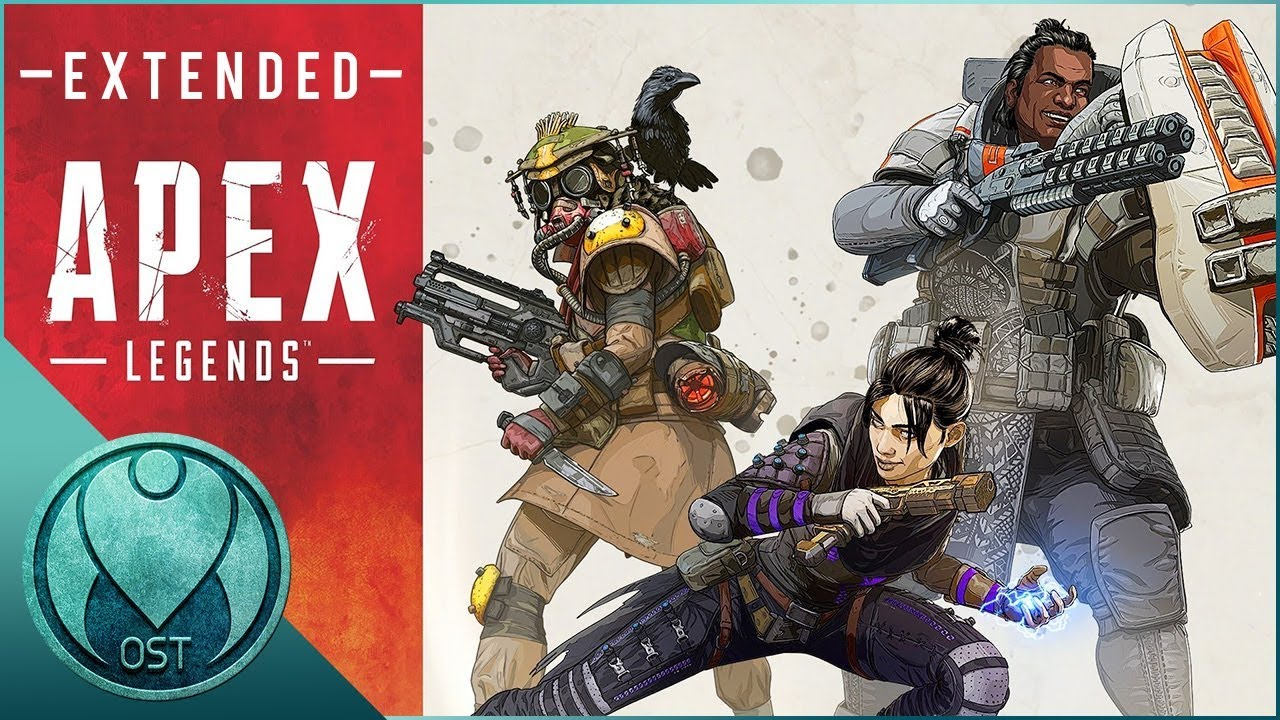 1 HOUR of Extended Apex Legends - Main Menu Music Theme OST (2019)