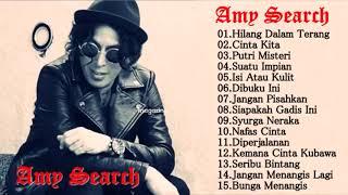 Amy Search   Full Album   Lagu Lawas Nostalgia   Lagu Malaysia Lama Terbaik Sepanjang Masa
