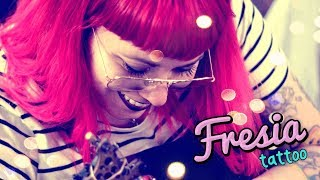 Spot Tattoo - Fresia Tattoo // Caligo Films