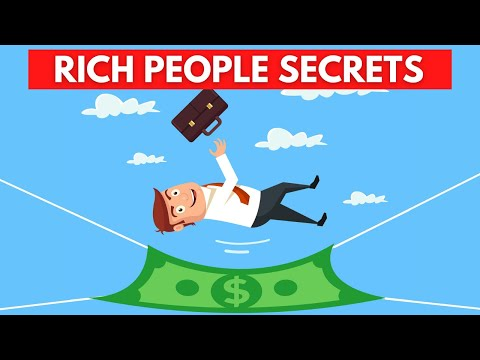 12 Secrets the middle class and poor don't know about money