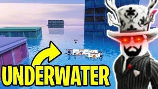 ASIMO HACKED & FLOODED JAILBREAK! JAILBREAK UNDERWATER!! | Asimo3089 Roblox Jailbreak Winter Update