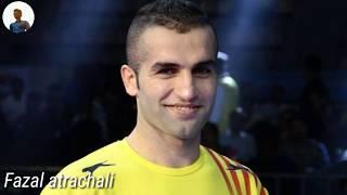 Fazal atrachali |best 5 tackles|(must watch)