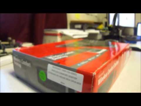 Microsoft 5000 CSD-00001 Wireless Desktop Keyboard With Mouse