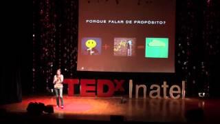 À propósito, vamos falar de propósito   Milena Brentan   TEDxInatel
