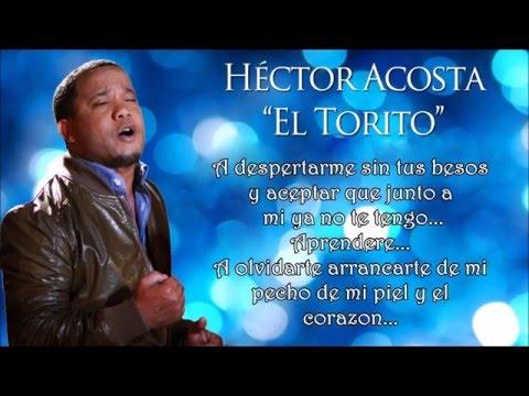 Hector Acosta - Aprendere (Letra - Lyrics)
