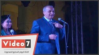 بالفيديو.. شاهد ماذا قال محافظ الوادى الجديد عن عبد الناصر والسيسى