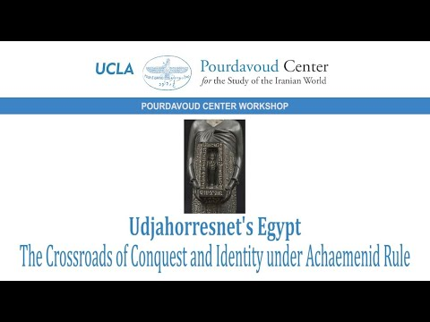 Thumbnail of Udjahorresnet's Egypt: The Crossroads of Conquest and Identity under Achaemenid Rule video