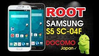 Root Samsung S5 Docomo SC- 04F Mp3
