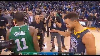NBA Roasted Moments 2018