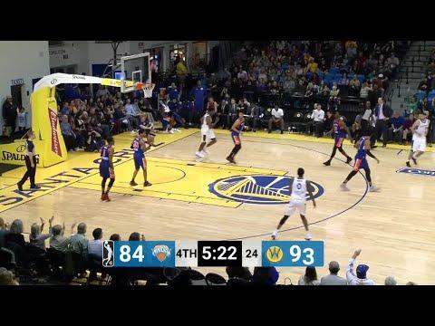 Damian Jones (20 points) Highlights vs. Westchester Knicks