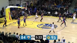 Damian Jones (20 points) Highlights vs. Westchester Knicks